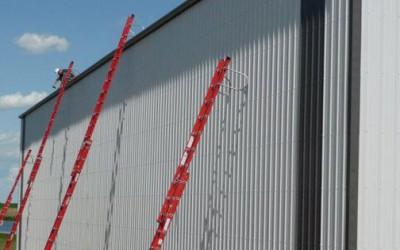 Commercial Exterior Construction